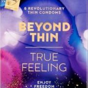 RFSU Rfsu True Feeling Kondomer 8st
