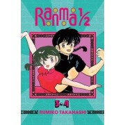Ranma 1/2 (2-in-1 Edition), Vol. 2 by Rumiko Takahashi