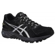 Asics Gel-Fujitrabuco 4 GTX - scarpe trail running - donna - Black/Grey