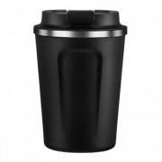 "Thermobecher Asobu ""Coffee Compact Black"", 380 ml"