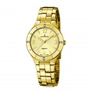 Reloj C4572/2 Dorado Candino Mujer Casual After Work Candino