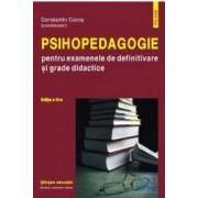 Ed. 3 psihopedagogie pentru examenele de definitivare si grade didactice