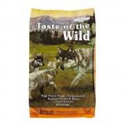 Taste Of The Wild High Prairie Puppy 13 kg + 2 conserve Gratis