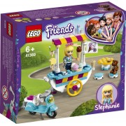 Lego Friends (41389). Il carretto dei gelati