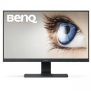 Монитор BenQ GL2580H, 24.5, Wide TN LED, 2ms GTG, 1000:1, 250 cd/m2, 1920x1080 FullHD, VGA, DVI, HDMI, Low Blue Light, Черен, 9H.LGFLB.QBE