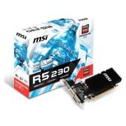 MSI Tarjeta Gráfica AMD MSI Radeon R5 230 2GB DDR3