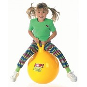 BEST SHOP BOUNCING BIG HOPING BALL-Sit'n' Bounce Ball-22INCHES