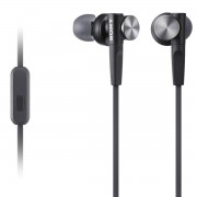 Casti Sony MDR-XB50APB Extra Bass Black