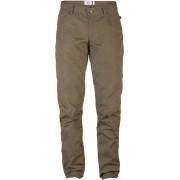 FjallRaven High Coast Fall Trousers W - Khaki - Pantalons de Voyage 44