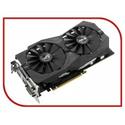 Видеокарта ASUS GeForce GTX 1050 1354Mhz PCI-E 3.0 2048Mb 7008Mhz 128 bit 2xDVI HDMI HDCP Strix Gaming STRIX-GTX1050-2G-GAMING 90YV0AD1-M0NA00