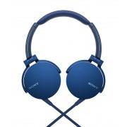 HEADPHONES, SONY MDR-550AP, Headset, Blue (MDRXB550APL.CE7)