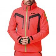 Rossignol Skiwear Rossignol Men Jacket HERO AILE neon red