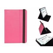 Uniek Hoesje voor de Hip Street Aurora 7 Inch - Multi-stand Cover, Hot Pink, merk i12Cover