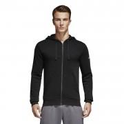 Adidas Essential Tracksuite Black Fleece Size S