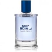 David Beckham Classic Blue eau de toilette pentru bărbați 60 ml