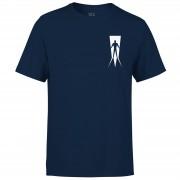 Valiant Comics Camiseta Valiant Comics Shadowman Logo - Hombre - Azul marino - L - azul marino