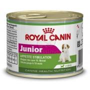 Royal Canin Mini Junior conservă 24 x 195 g