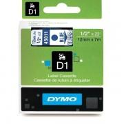 Dymo Originale Labelmanager 100 Etichette (S0720510 / 45011) multicolor 12mm x 7m - sostituito Labels S0720510 / 45011 per Labelmanager100