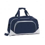 Handbagage reistas blauw