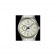 Reloj Casio Mtp-1353d 8b2 50 Cristal Duro-Plateado