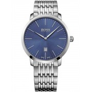 Ceas barbatesc Hugo Boss 1513261 Swiss-Made 42mm 3ATM Saphir