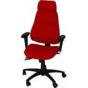 Sverigestolen 817 kompl. röd