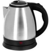 Lagom LM -900 Hot Water Pot Portable Boiler Tea Coffee Warmer Heater Cordless Electric Kettle Electric Kettle(1.8 L, Silver)