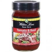 Walden Farms Pasta Saus Per Pot Tomato & Basil