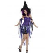 Costum halloween adulti Vrajitoare Sexy