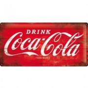 geschenkidee.ch Retro Blechschild Coca Cola