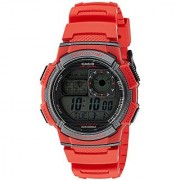 Casio Youth Digital Grey Dial Mens Watch - Ae-1000W-4Avdf(D120)
