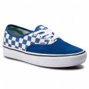 Гуменки VANS - Comfycush Authent VN0A3WM7VNA1 (Checker) Lapis Blue/True