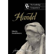 The Cambridge Companion to Handel by Donald Burrows