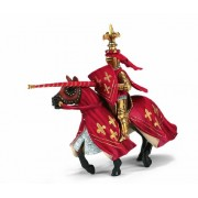Schleich Fleur De Lis Tournament Knight
