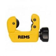REMS RAS cu INOX 3-28 Mini , taietor tevi otel si cupru , capacitate maxima 28 mm , cod 113240