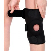Longlife Hinge Knee Support (M 13-16 Inch)