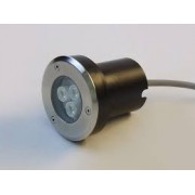 Proiector Incastrat Alb Cald 3 LEDuri Osram Germania 720lm 9W