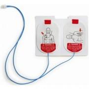 coppia piastre elettrodi didattici trainer per addestramento - per phi