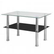 [en.casa]® Konferenční stolek AABT-4487
