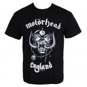 tricou stil metal bărbați Motörhead - England - ROCK OFF - MHEADTEE01MB