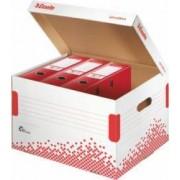 Container de arhivare ESSELTE Speedbox pentru bibliorafturi