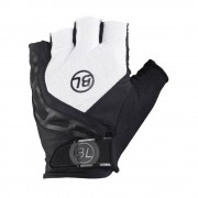bicycle-line Guantes Bicycle-line Pavé Black / White
