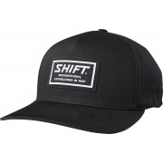 Shift Muse Snapback Cap Svart en storlek