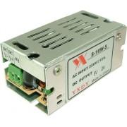 Sursa in comutatie - SMPS - 220V → 5 V, 2 A