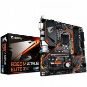 GIGABYTE Main Board Desktop B365 M AORUS ELITE B365_M_AORUS_ELITE