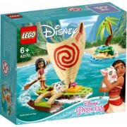 LEGO Disney Princess Aventura pe ocean a Moanei 43170
