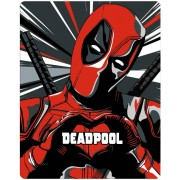 Deadpool - 4K Ultra HD Zavvi Exclusive Limited Edition Steelbook (Includes 2D Version)