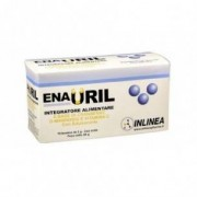 Inlinea Enauril 10 Bustine - Integratore alimentare per la funzionalità delle vie urina