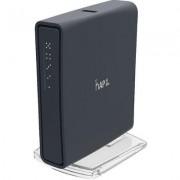Рутер MikroTik hap ac Lite RB952Ui5ac2nDTC, CPU 650MHz, 2.4/5GHz AP, 5x10/100, POE, USB, WiFi