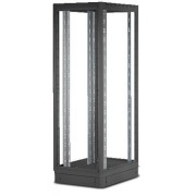 "Armadio Server Rack 19"" 600x1000 42 Unita' Nero Open Frame"